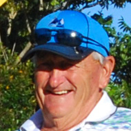 John Oxenham first Ace scored in a competiton